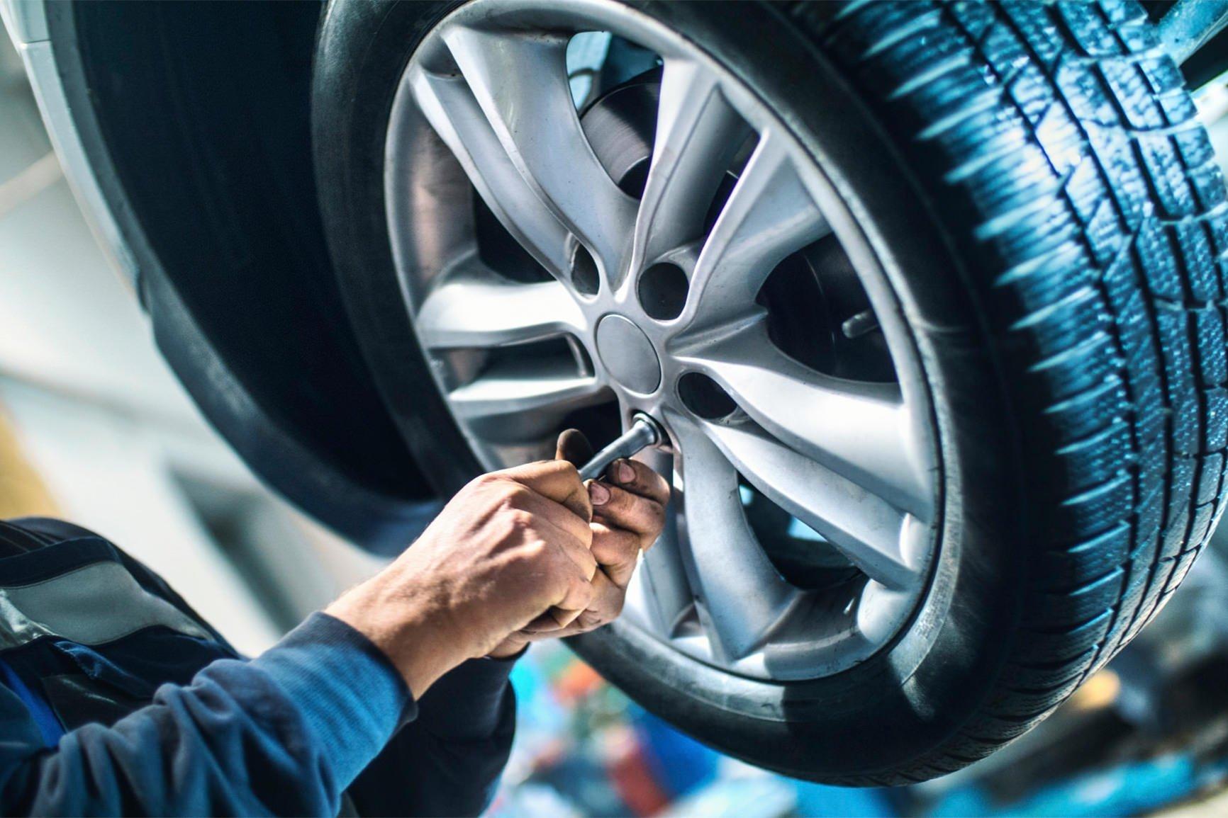 8 основных ошибок при смене колес